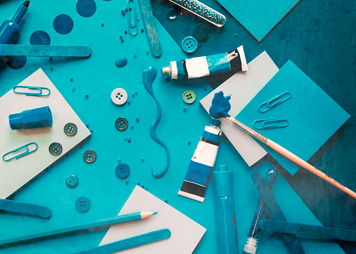 Accessories for creative hobby